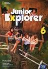Junior Explorer. Podręcznik do języka angielskiego dla klasy szóstej szkoły podstawowej - Szkoła podstawowa 4-8. Reforma 2017