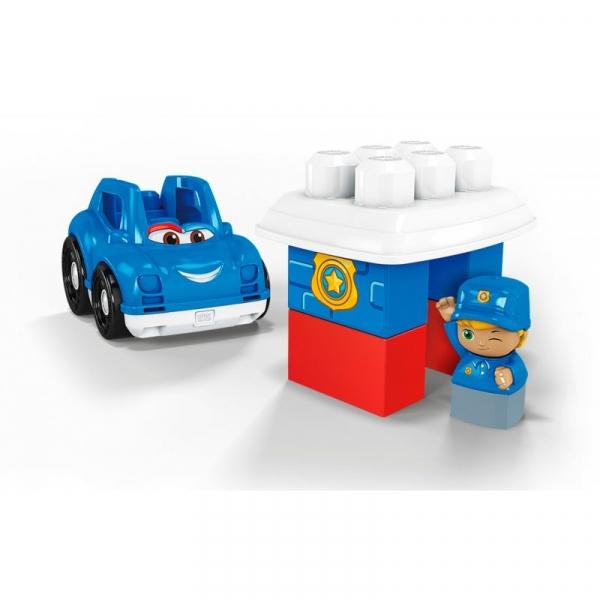 Pojazd Mix - Wóz policyjny (GCX08)