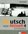 Deutsch Aktuell 4 Kompakt Ćwiczenia Język niemiecki dla gimnazjum Kraft Wolfgang, Rybarczyk Renata, Schmidt Monika