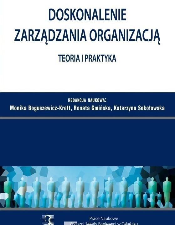 Doskonalenie zarządzania organizacją Gmińska Renata