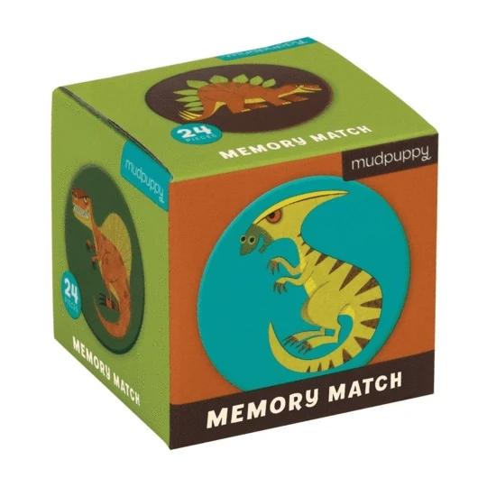 Mudpuppy, Mini Memory - Dinozaury (MP47847)