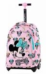 Coolpack - Disney - Jack - Plecak na kółkach - Minnie Mouse Pink (B53302)