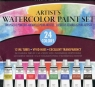 Farby akwarele 24 kolory