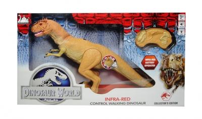 Dinozaur sterowany pilotem