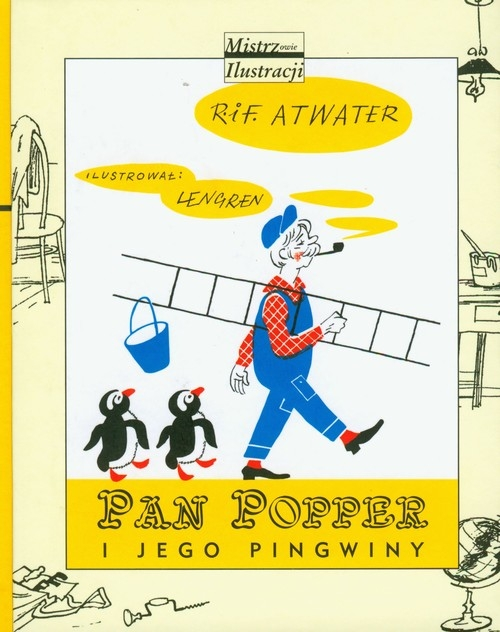 Pan Popper i jego pingwiny Atwater Richard, Atwater Florence