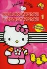 Hello Kitty Kolorowanki i zgadywanki 1