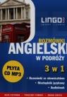 Angielski w podróży Rozmówki 3 w 1 + CD