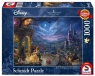 Puzzle PQ 1000 Piękna i Bestia (Disney) G3