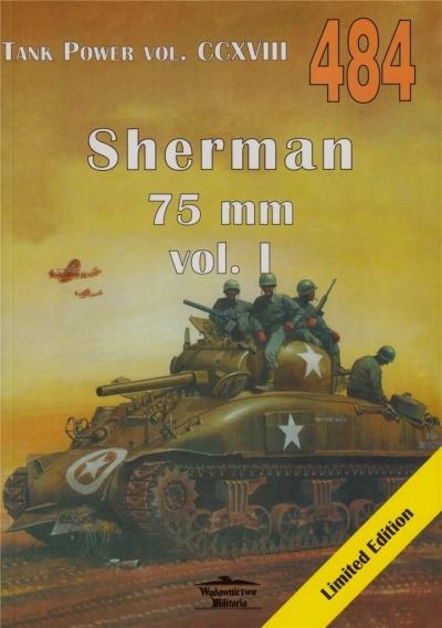 Nr 484 sherman 75 vol. 1 Opracowanie zbiorowe
