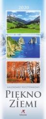 Kalendarz 2020 Pocztówkowy Piękno Ziemi