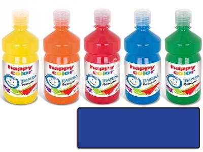 Farba tempera premium 1000 ml - granatowy (3310 1000-33)