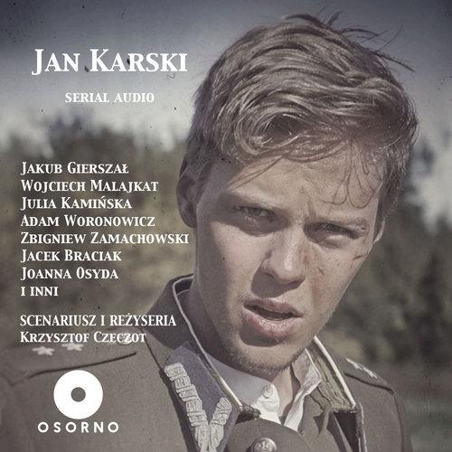 Jan Karski  (Audiobook) Czeczot Krzysztof
