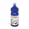 Farba tempera 1000 ml - granatowa (334215)