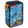 Coolpack - Jumper 3 - Piórnik potrójny z wyposażeniem - Party Time (C67243)