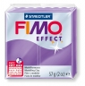 Masa termoutwardzalna Fimo effect fioletowy przezroczysty