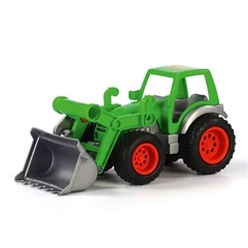 Farmer-technik traktor ładowarka w siatce (8848)