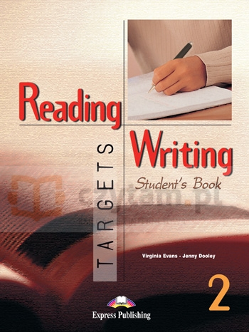 Reading and Writing Targets 2 sb Jenny Dooley, Virginia Evans