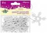 Konfetti płatki śniegu 23mm (14G)