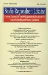 Studia Regionalne i Lokalne 3/2012