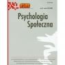 Psychologia Społeczna 4/2008