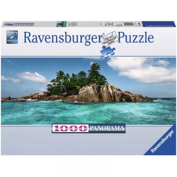 Puzzle 1000 elementów Wyspa St. Pierre (198849)