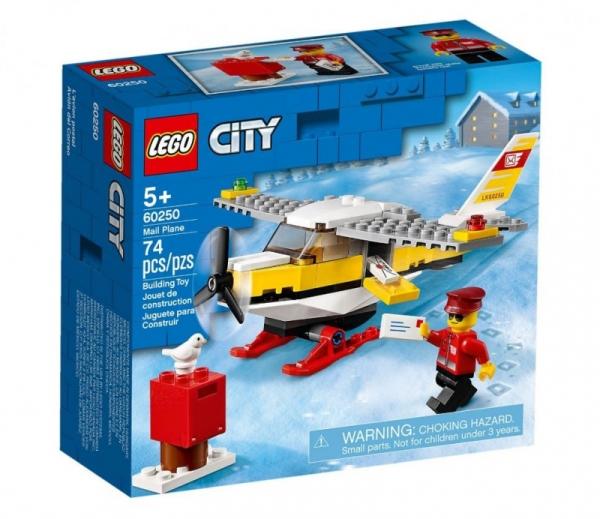 LEGO City Samolot pocztowy (60250)