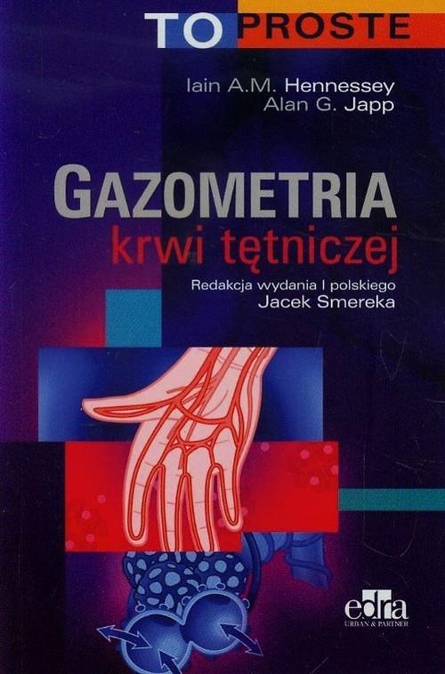 Gazometria krwi tętniczej Hennessey Ian A.M., Japp Alan G.