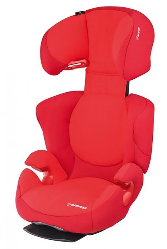 Fotelik Rodi AP Vivid Red 15-36 kg (8751721120)