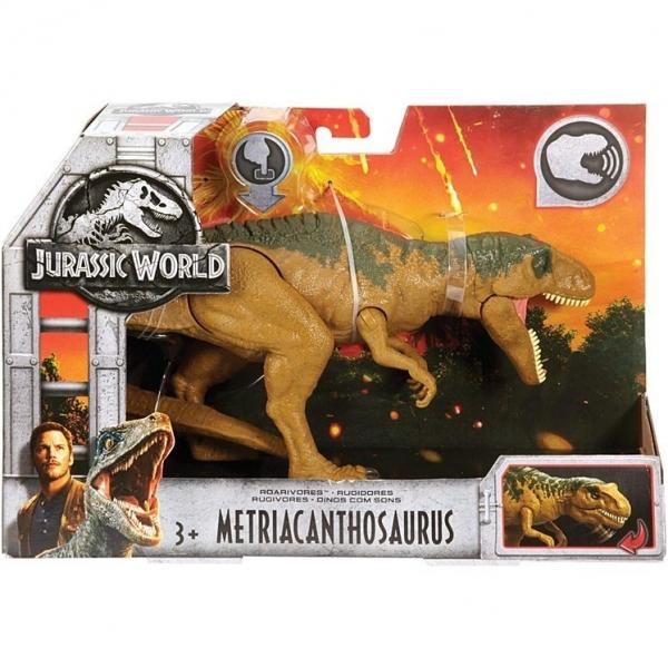 JURASSIC WORLD ROARIVORES Metriacanthosaurus (FMM23/FMM28)