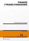 Finanse i prawo finansowe Majchrzycka-Guzowska Alina