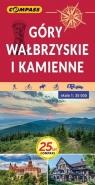 Mapa turystyczna - Góry Wałbrzyskie i Kamienne 1:35 000