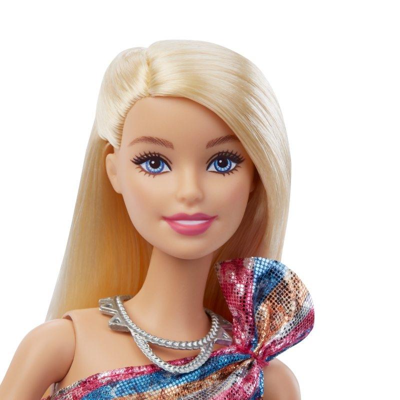 Barbie Big City, Big Dreams: Malibu Muzyczna lalka (GYJ23)