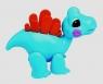 Mali przyjaciele Stegosaurus