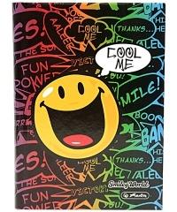 Brulion A6 kratka 96 Smiley