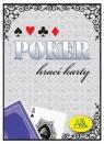 Poker - Karty - niebieskie (83989)