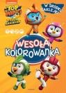Top Wing Ptasia Akademia Wesoła kolorowanka