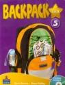 Backpack Gold 5 with CD Herrera Mario, Pinkley Diane