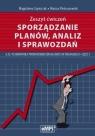 Sporządzanie planów analiz i sprawozdań Zeszyt ćwiczeń A.35 Planowanie i Szymczak Magdalena, Pietraszewski Marian