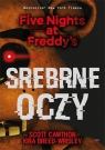 Srebrne oczy. Five Nights at Freddy's Cawthon Scott, Breed-Wrisley Kira
