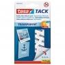 Płatki samoprzylepne Tack transparentne - 72 szt. (59408-00000-00 TS)