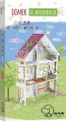 Kolorowanka 3D XXL Domek ul. Wiosenna 14 (MO-489849)