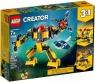 Lego Creator: Podwodny robot (31090) Wiek: 7+