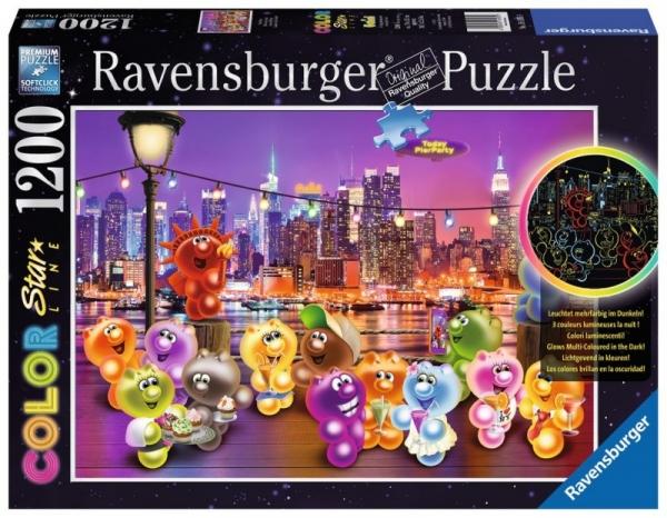 Puzzle 1200 elementów - Gelini Pier Przyjęcie (161850)