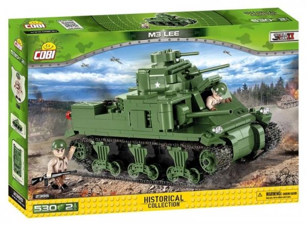 Mała Armia: M3 Lee amerykański czołg średni (2385)