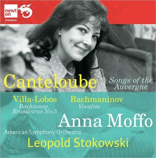 Songs Of The Auvergne / Bac Moffo, Anna