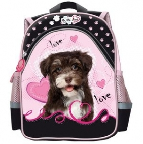 Plecak dziecięcy szkolno-wycieczkowy My Little Friend, model D1 Pies