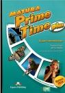 Matura Prime Time Plus Upper Intermediate Workbook and Grammar Book