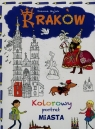 Kraków Kolorowy portret miasta
