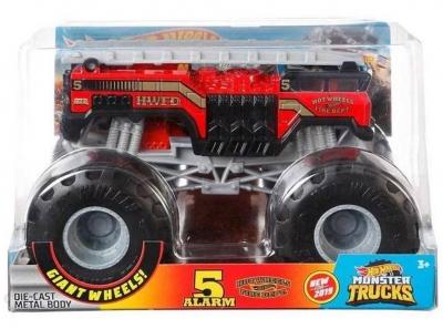 Hot Wheels Monster Truck Fire Dept