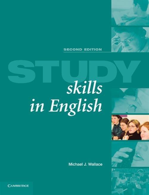 Study Skills in English Wallace Michael J.